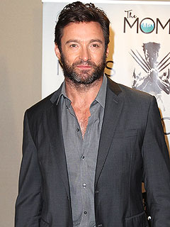 Hugh Jackman The Wolverine Kids