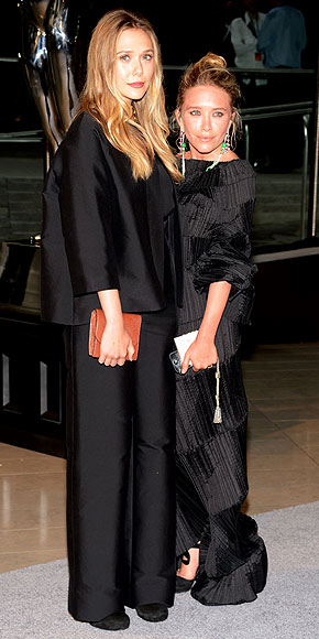 ELIZABETH AND MARY-KATE OLSEN photo | Elizabeth Olsen, Mary-Kate Olsen