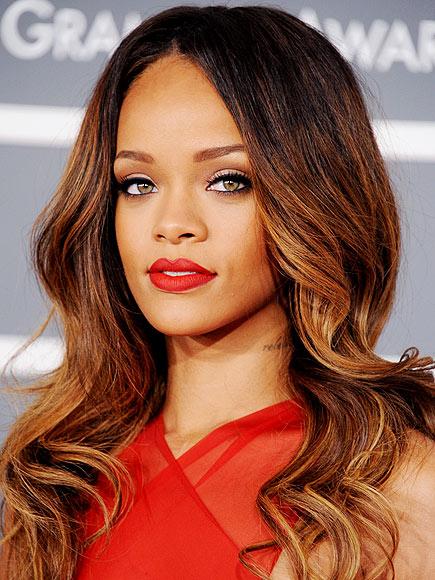 RIHANNA'S WAVES photo   Rihanna