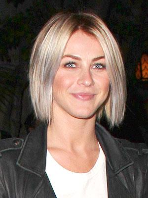Julianne Hough Haircut