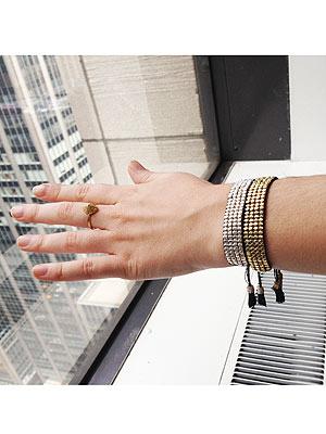 Jenny Present bracelets