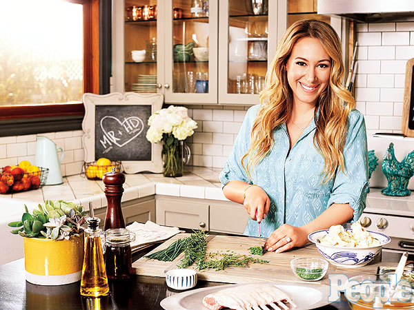 Haylie Duff The Real Girls Kitchen Stars 15 Minute