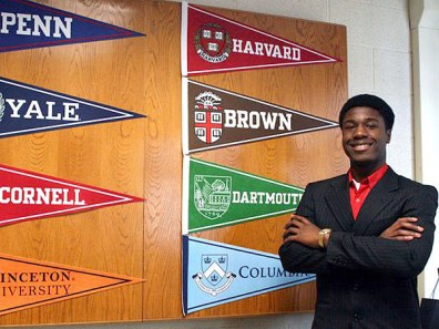 Kwasi Enin Offers Advice to Harold Ekeh, Senior Accepted to Every Ivy League School