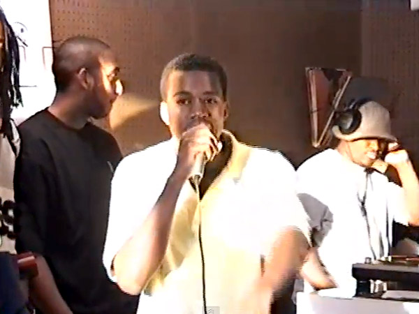 Kanye West: See Video Of Young Kanye Rapping In 1996