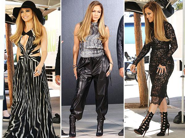 Jennifer Lopez First Love