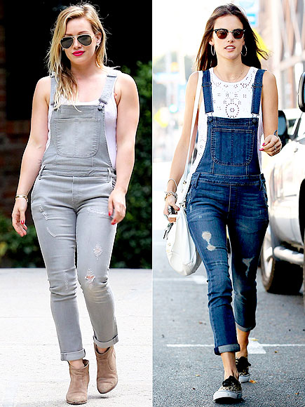 HILARY VS. ALESSANDRA  photo | Alessandra Ambrosio, Hilary Duff