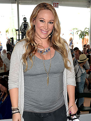 Haylie Duff maternity clothes
