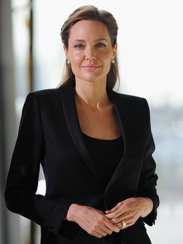 Angelina Jolie: Making Unbroken Helped Me Overcome Recent ...