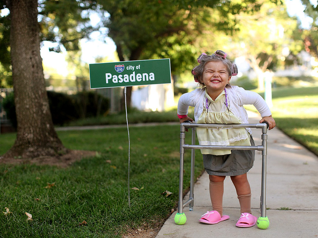 Meet The Adorable 3 Year Old Who S Already Won Halloween