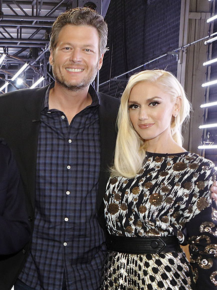 Blake Shelton and Gwen Stefani Are 'Planning Ahead and Having Fun Talking About' a Future Wedding: Source| Couples, Music News, Blake Shelton, Gwen Stefani