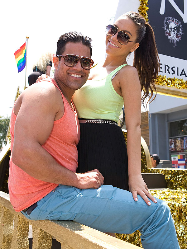 Mike Shouhed and Jessica Parido