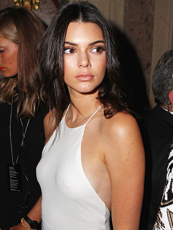 Kendall Jenner Pierced Nipple