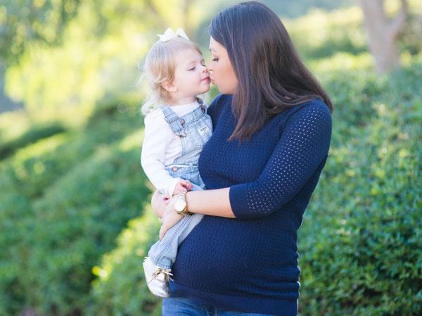 DeAnna Pappas Stagliano pregnancy blog