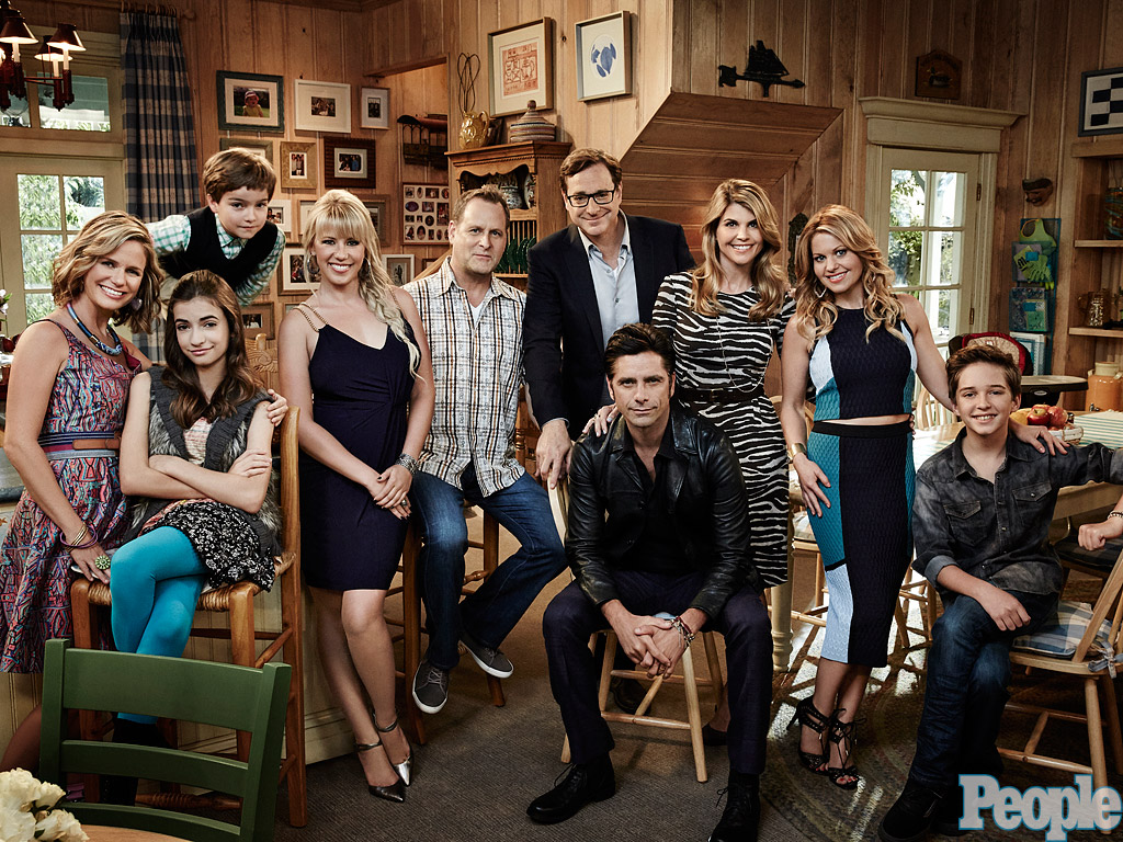fuller house 1024 The original Full House family is back
