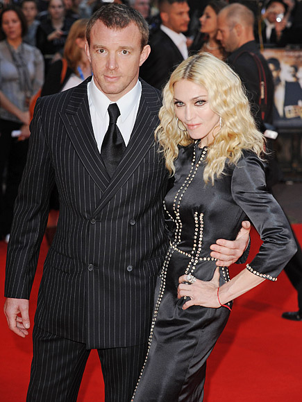 Madonna and Guy Ritchie's Custody Battle Stems from a 'Power Struggle' Between Them, 'Not Between Her and Rocco': Source| Breakups, Custody Battles, Guy Ritchie, Madonna