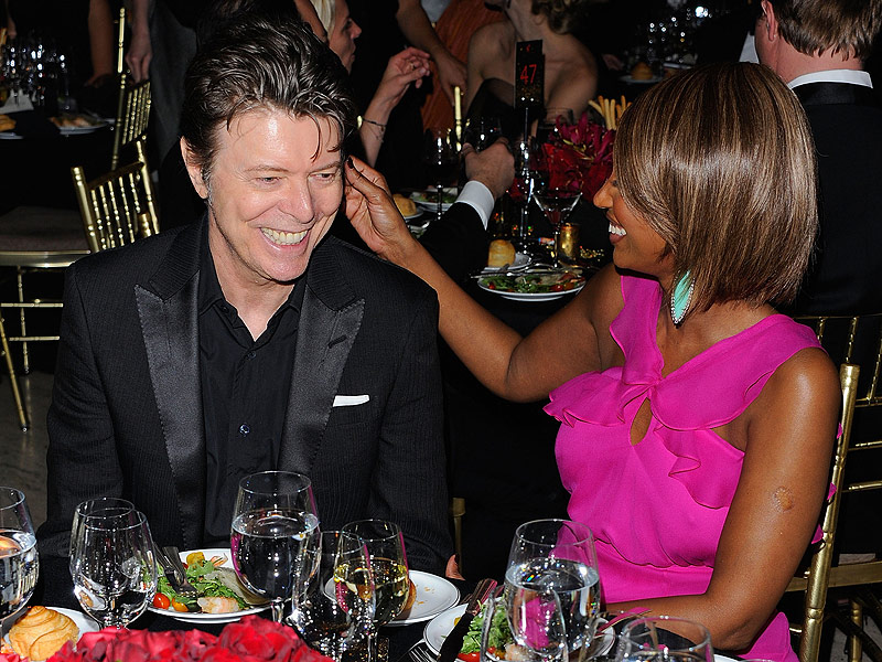 'I Still Fancy Him After All These Years': David Bowie and Iman's Romantic Love Story in Their Own Words| David Bowie, Iman