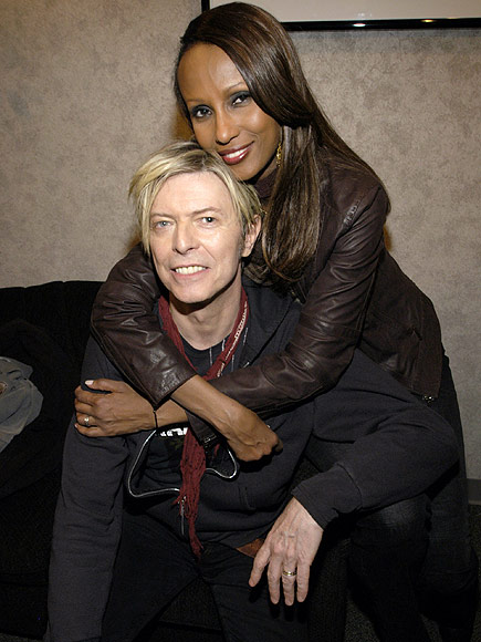 'I Still Fancy Him After All These Years': David Bowie and Iman's Romantic Love Story in Their Own Words  David Bowie, Iman