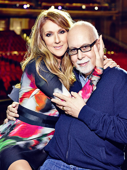 Céline Dion to PEOPLE Last March: 'I'm Scared of Losing' My Husband – See Their Final Photoshoot Together| Death, Music News, Celine Dion