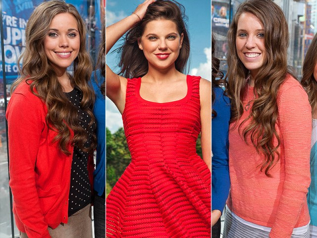 Amy (Duggar) King on How She Earned the 'Rebel' Reputation Compared to Her Conservative Cousins Jill and Jessa| Couples, People Picks, TV News, The Duggars