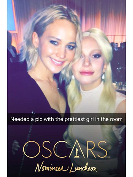 Oscars Nominees Luncheon Class Photo of 2016 Revealed – Find Out What Happened Backstage!| Academy Awards, Brie Larson, Jennifer Lawrence, Lady Gaga, Leonardo DiCaprio