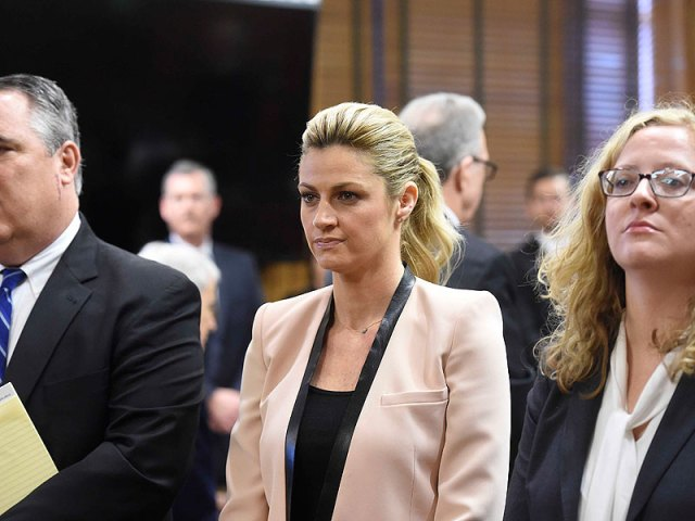 Erin Andrews Gives Tearful Testimony in $75 Million Peeping Tom Case: 'I'm So Angry – This Could Have Been Stopped'