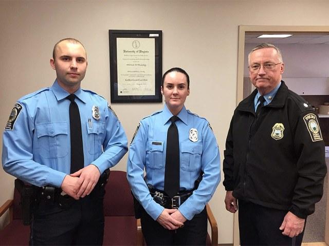 Virginia Policewoman Ashley Guindon, Killed During Her First Shift on Job, Honored at Funeral| Crime & Courts, True Crime