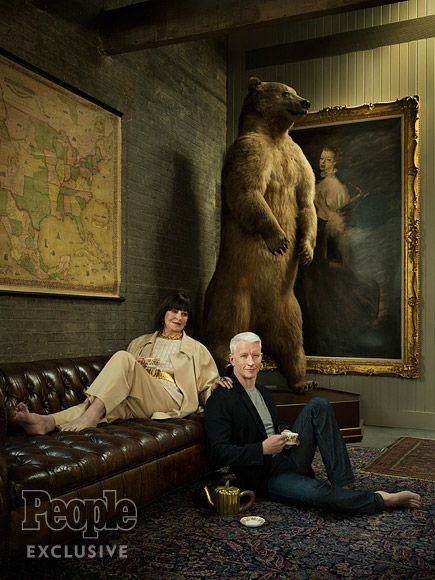 How Anderson Cooper and Gloria Vanderbilt Coped After the Suicide of Their Beloved Brother and Son, Carter Cooper| Death, Suicide and Attempts, Anderson Cooper, Gloria Vanderbilt