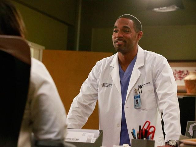 Grey's Anatomy Hottie Jason George Reveals The Surprising History of His Character Dr. Ben Warren| Grey's Anatomy, People Picks, TV News