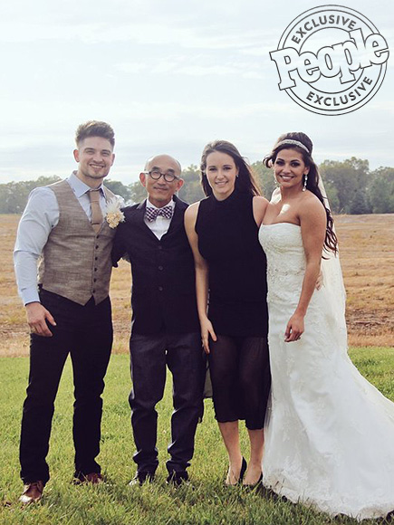 Big Brother and Survivor Contestant Caleb Reynolds Is Married – See the Photos!| Big Brother, Survivor, Wedding