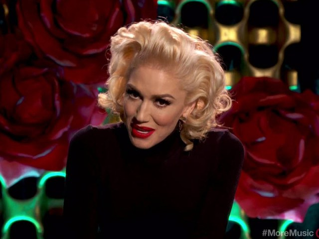 Gwen Stefani Makes History at Grammys with First Live Music Video – Watch Now!| Grammy Awards 2016, News Franchises, Individual Class