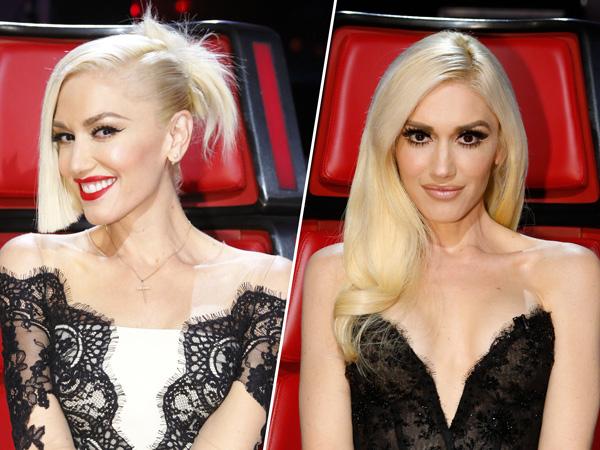 Gwen Stefani Red Lips