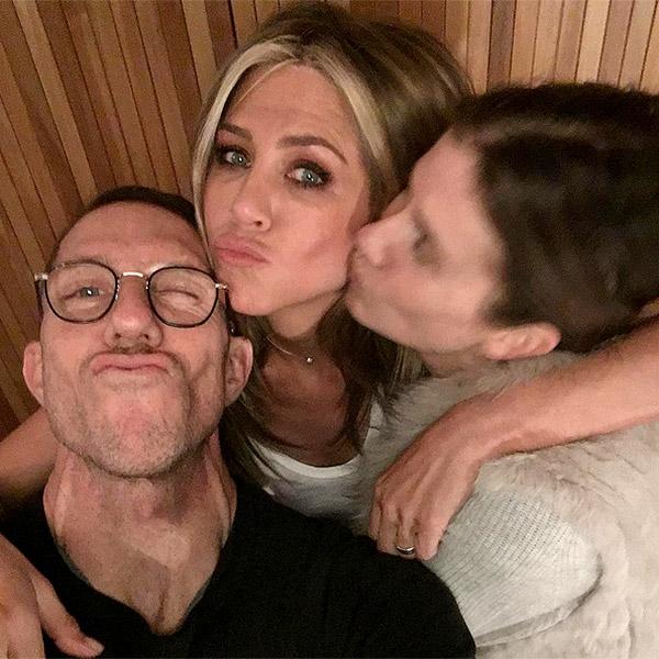 Jennifer Aniston new hairstyle