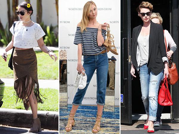 Star bargains Vanessa Hudgens, Karlie Kloss and Katherine Heigl
