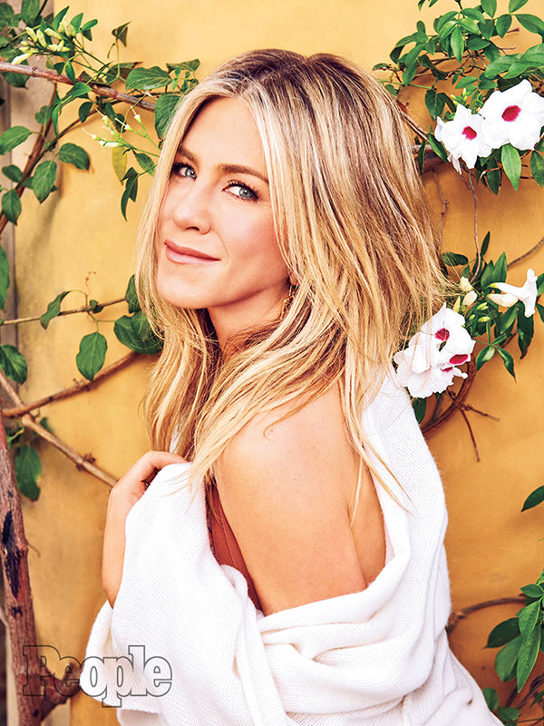 World's Most Beautiful Jennifer Aniston