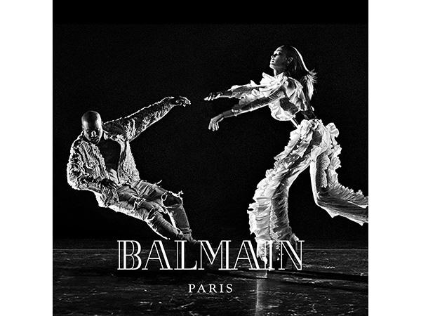 Balmain/Instagram