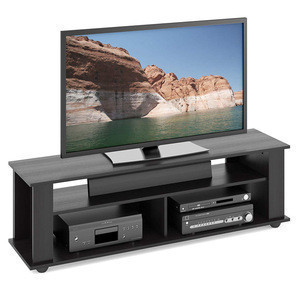 import black wood texture tv stand