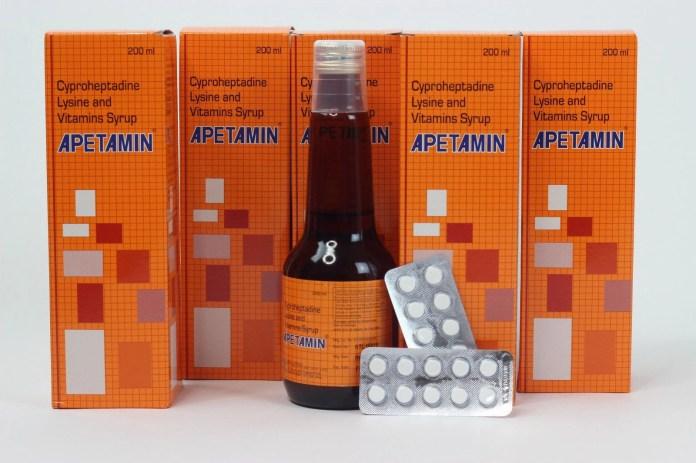 Apetamin Pills And Syrup from Russian Federation   Tradewheel.com