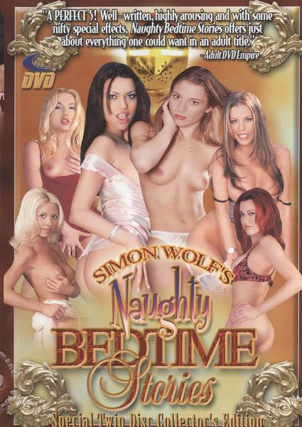 Naughty Bedtime Stories Box Cover