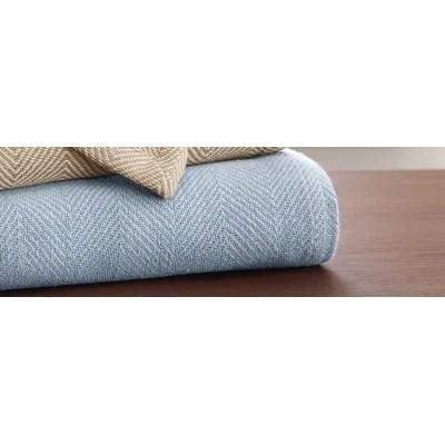 Woolrich Lancaster Cotton Throw Blanket & Reviews | Wayfair