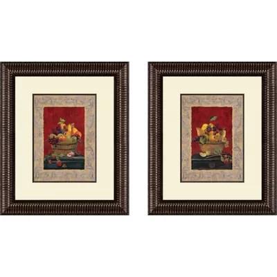Traditional Framed Wall Art   Wayfair on Traditional Kitchen Wall Decor  id=32030