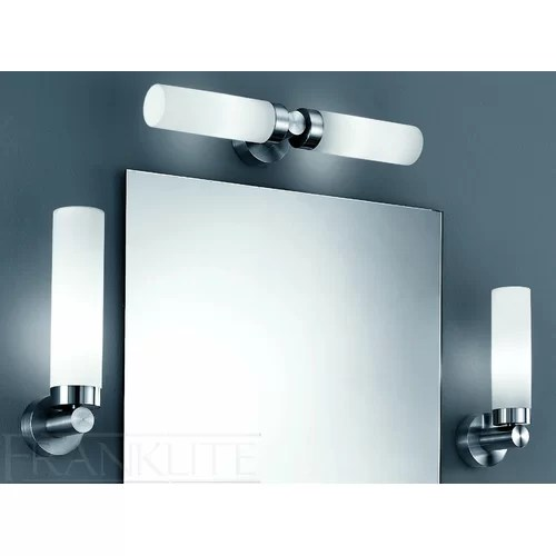 Franklite   Wayfair UK on Wayfair Bathroom Sconces id=84696