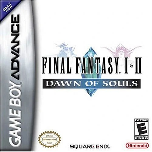 Final Fantasy I Amp II Dawn Of Souls The Final Fantasy