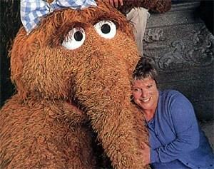 Weekly Muppet Wednesdays: Alice Snuffleupagus | The Muppet