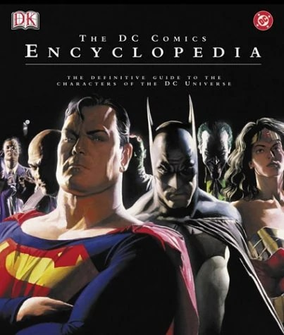 DC Comics Encyclopedia - Cover