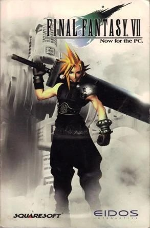 Final Fantasy VII The Final Fantasy Wiki 10 Years Of