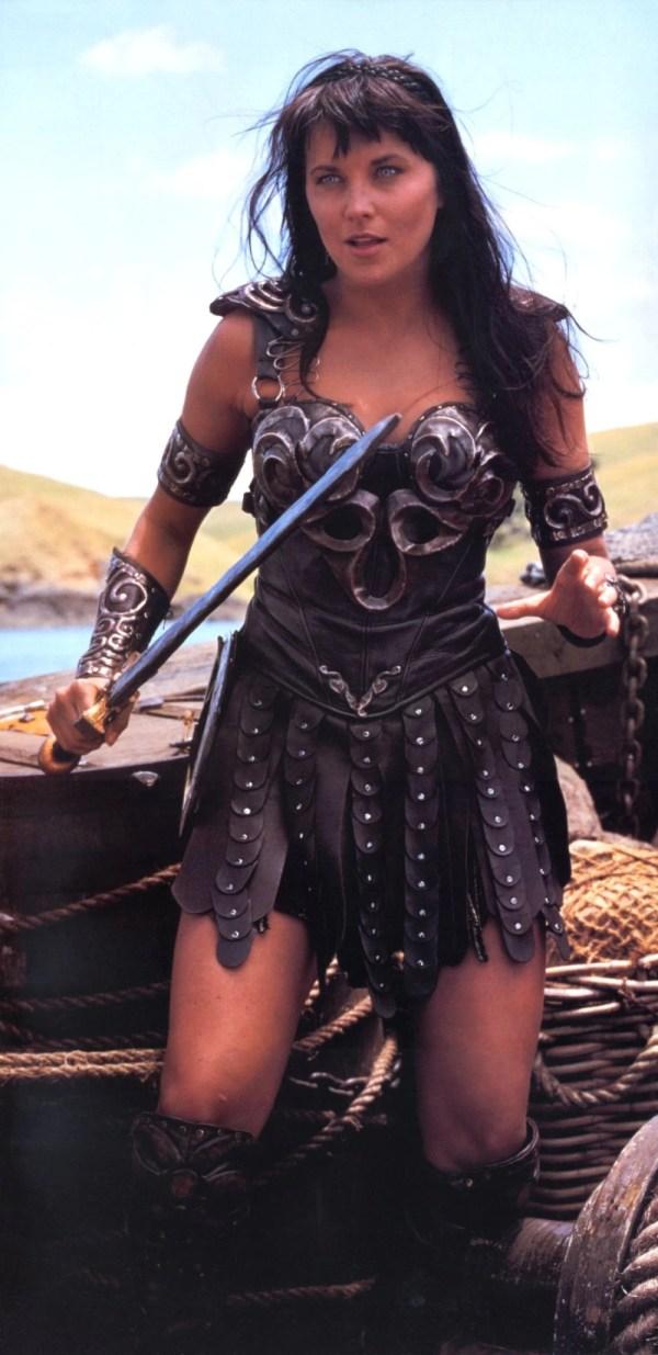 Xena - The Xena: Warrior Princess and Hercules: The ...