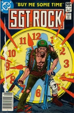 Cover for Sgt. Rock #352 (1981)