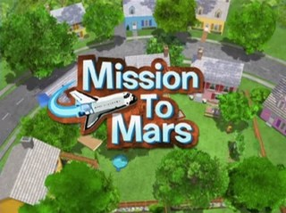 Mission To Mars - The Backyardigans Wiki