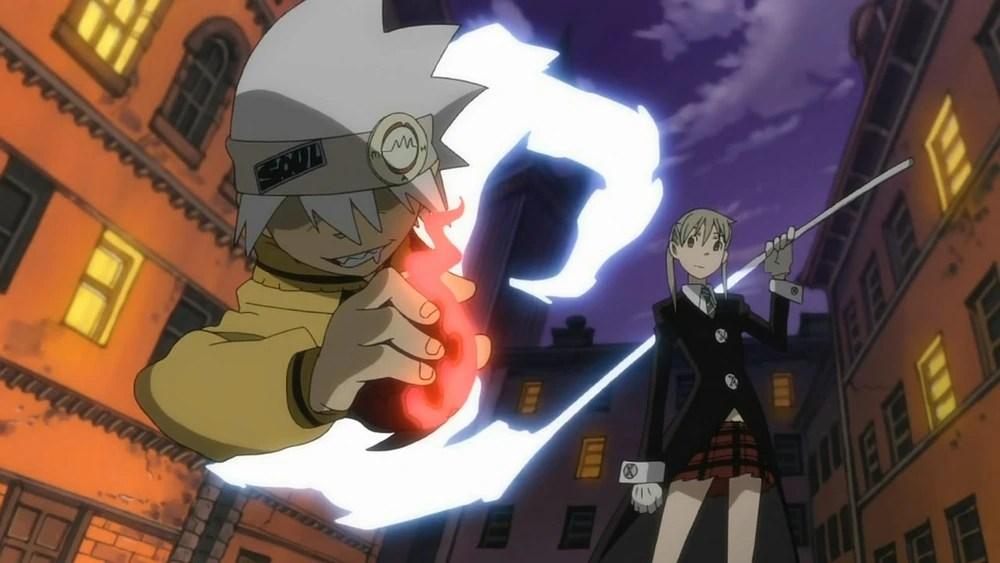 Risultati immagini per soul eater anime