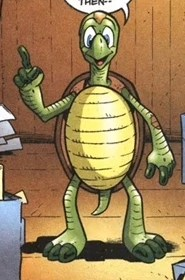 Tommy Turtle - Sonic News Network, the Sonic Wiki